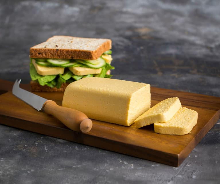Lupini cheese