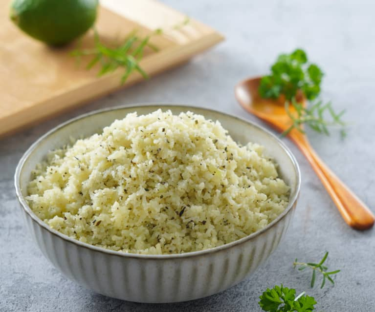 檸香風味花椰菜飯