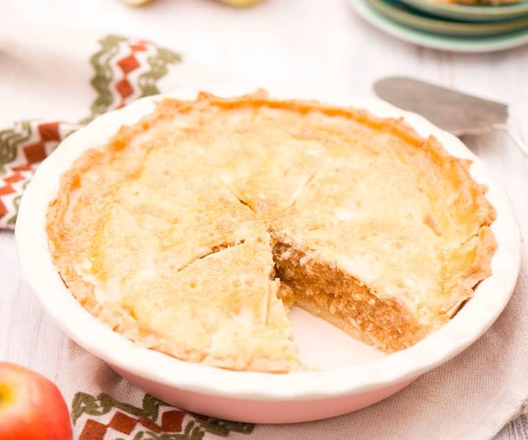 Ciasto z jabłkami (apple pie)