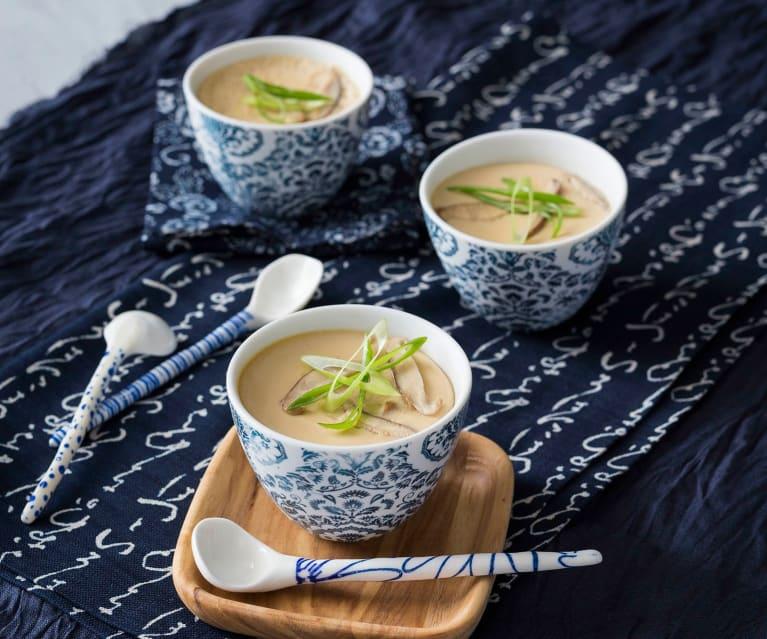 Chawanmushi (Japanese savoury custard)