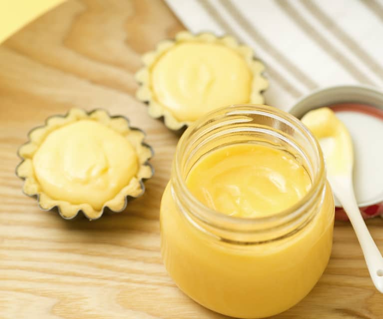 Lemon or lime butter