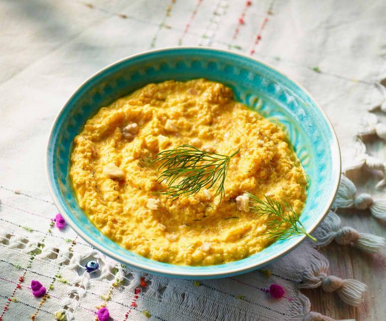 Joghurt-Möhren-Creme - Yoğurtlu Havuç Ezmesi