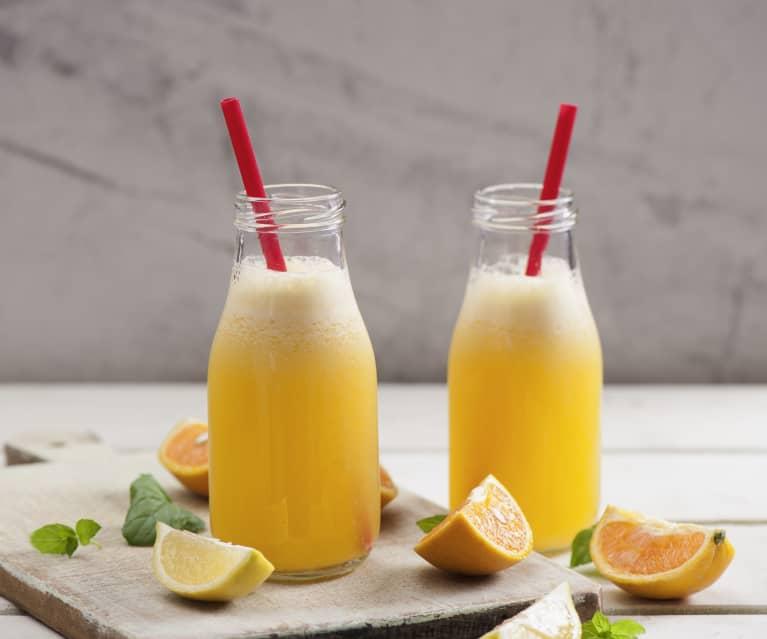 Napój pomarańczowo-cytrynowy
