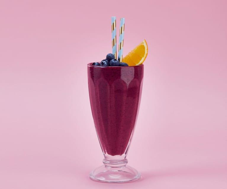 Blaubeer-Joghurt-Shake