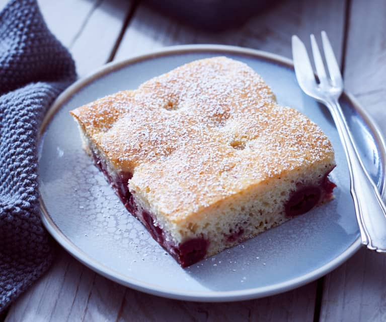 Schmand-Kirsch-Kuchen