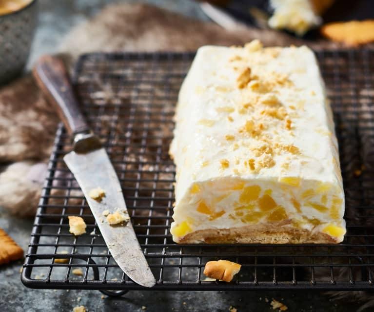 Entremets ananas aux petits-beurre