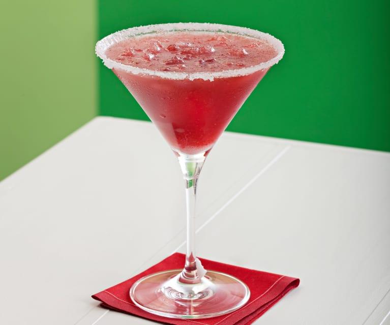 Margarita z żurawiną