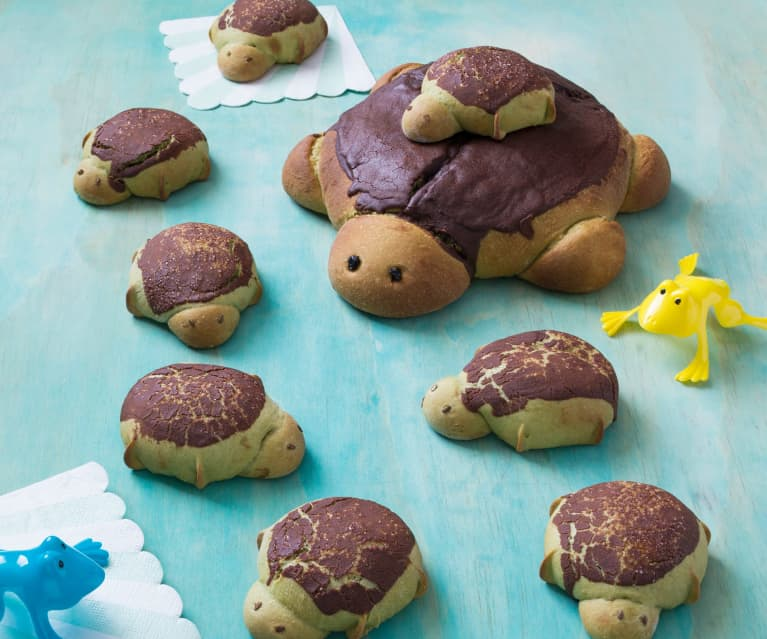 Crunchy turtles