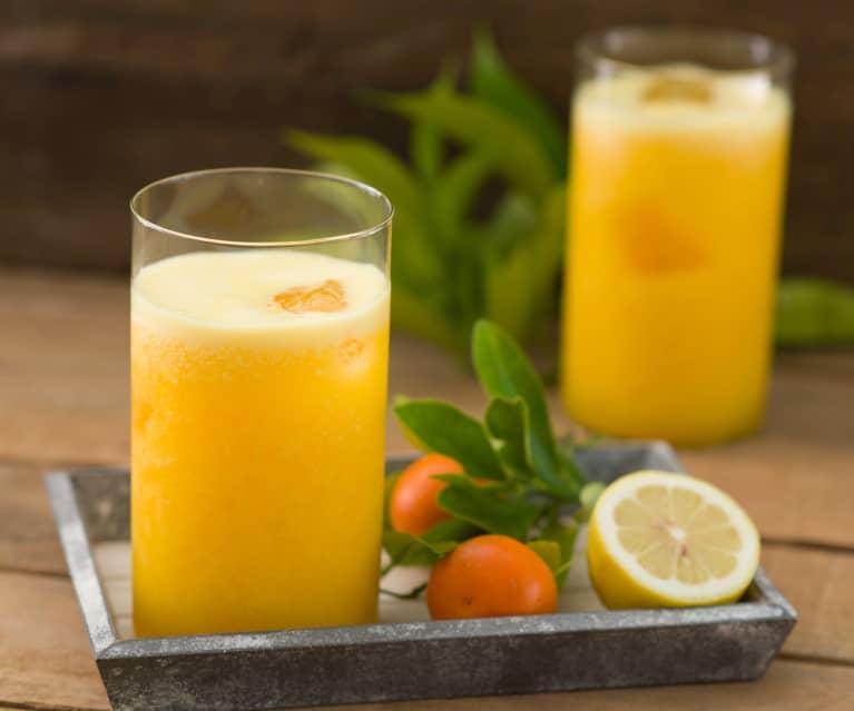 Mandarin and Orange Juice