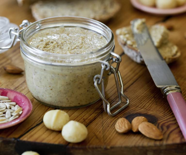 Nut and Seed Butter