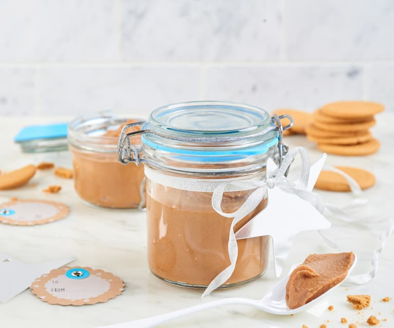 Ginger Snap Cookie Butter