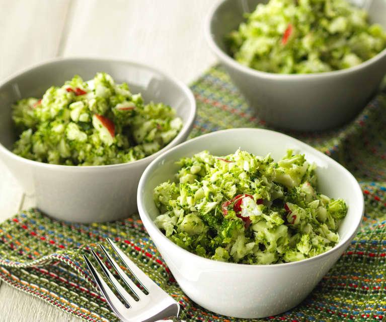 Ensalada rápida de brócoli