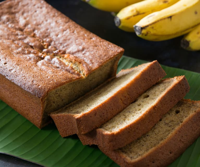 Kek Pisang Lembab Moist Banana Cake Cookidoo The Official Thermomix Recipe Platform