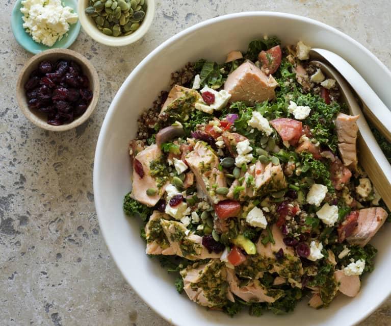 Superfood Salmon Salad