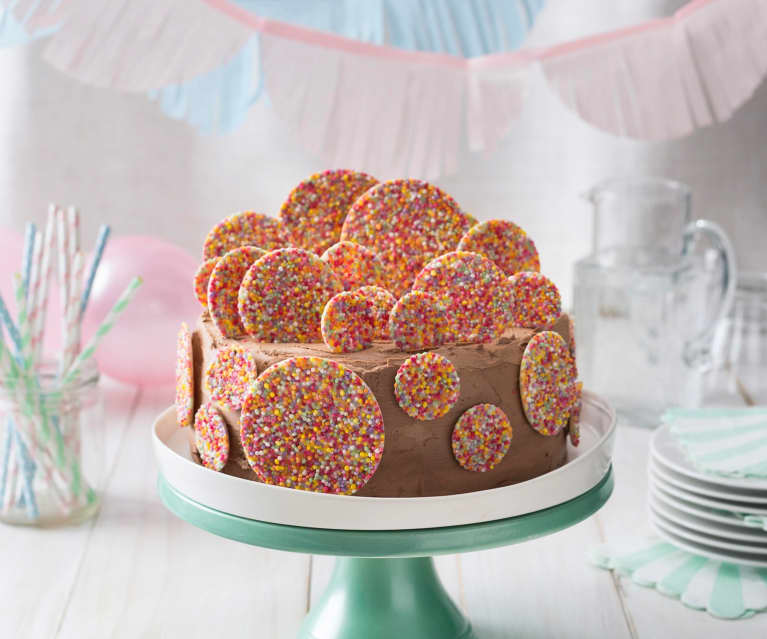 Freckle cake