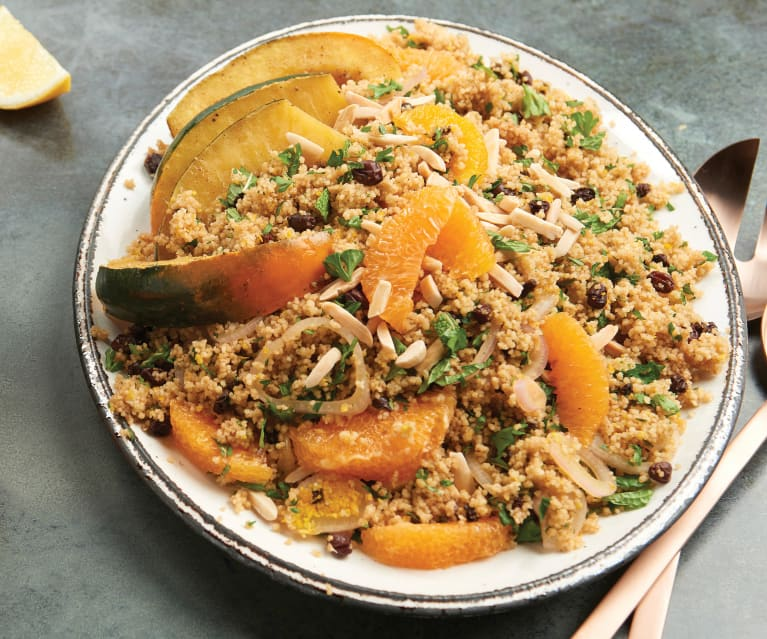 Holiday Couscous (Kris Morningstar)