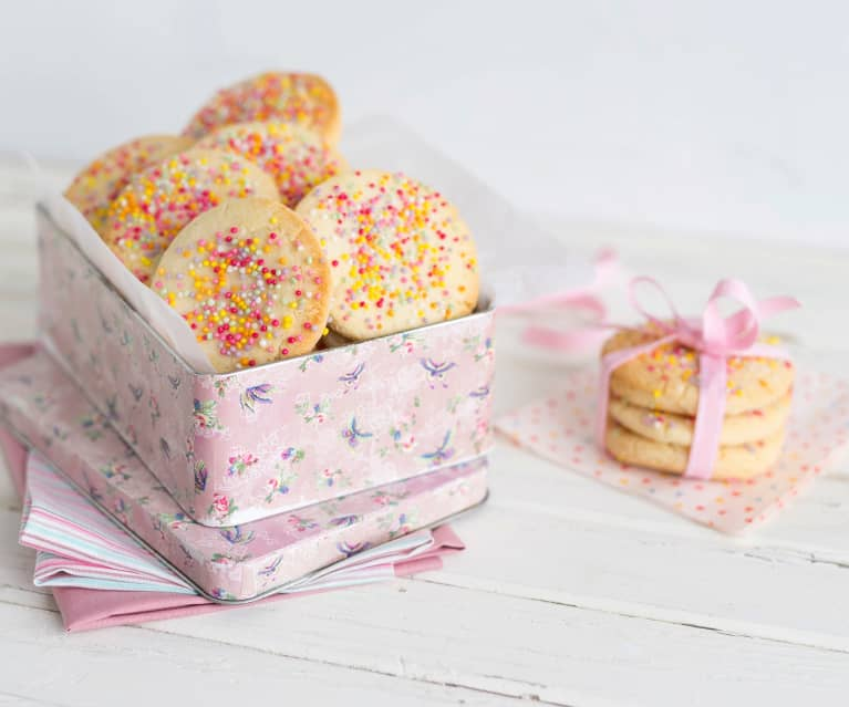Perfect party cookies (allergy free)