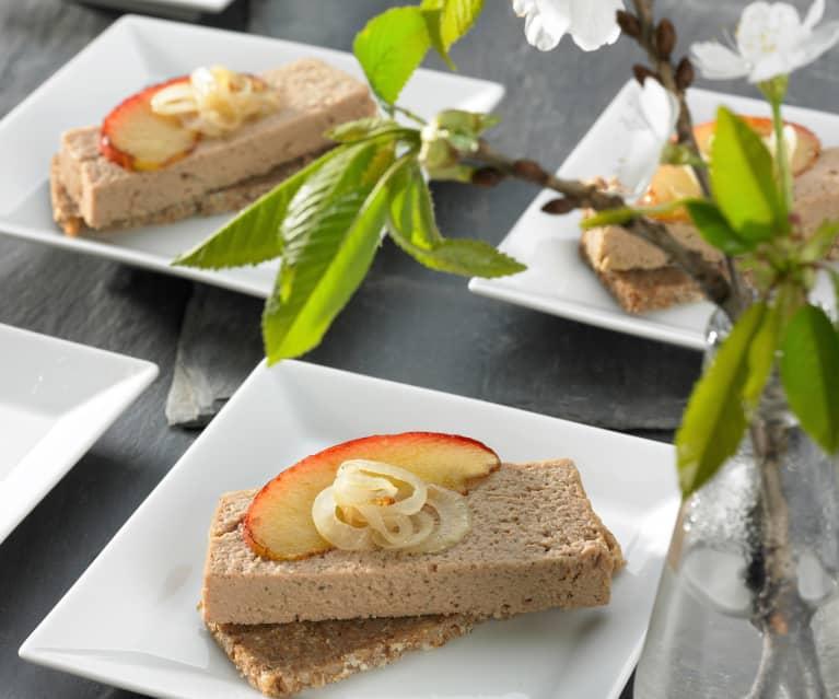 Geflügelleber-Pastete