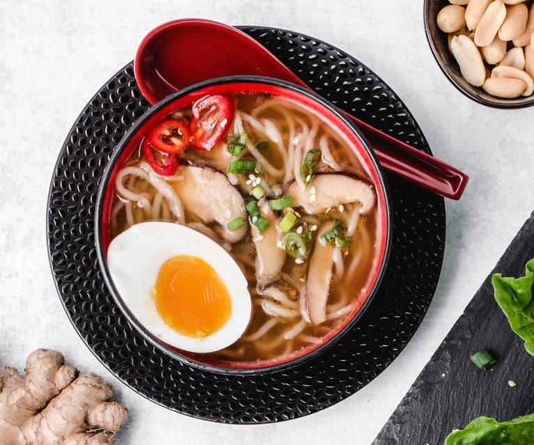 Ricetta Ramen Con Bimby.Ramen Noodle Soup Cookidoo La Nostra Piattaforma Ufficiale Di Ricette Per Bimby