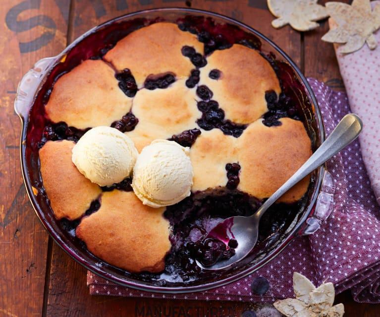 Blueberry-Cobbler