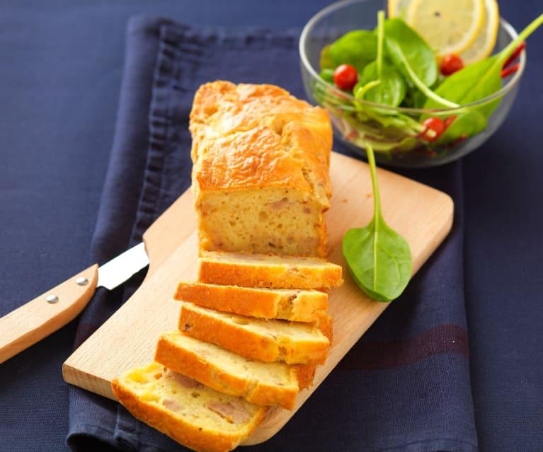 Plumcake salato al tonno