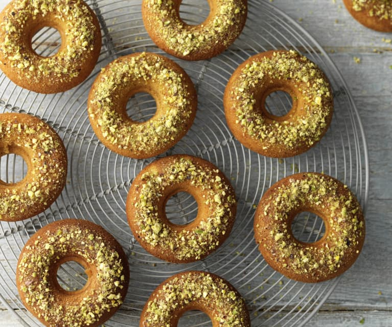 Donuts alle patate dolci
