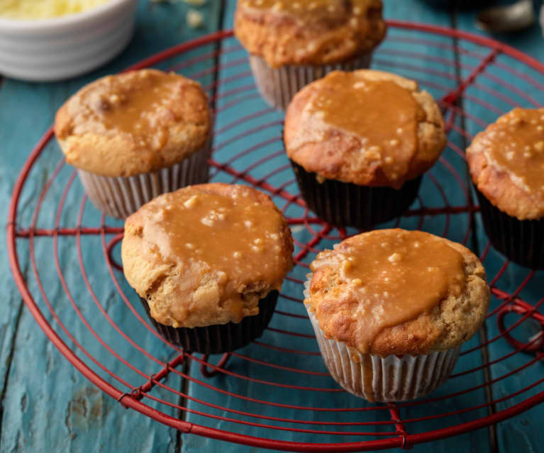 Marmite® and Cheese Muffins