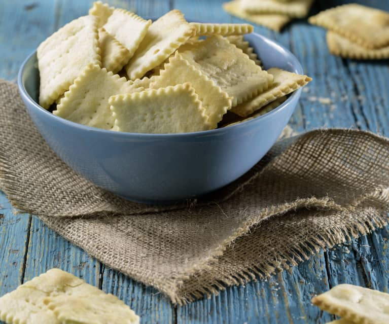 Crackers all'olio extravergine di oliva