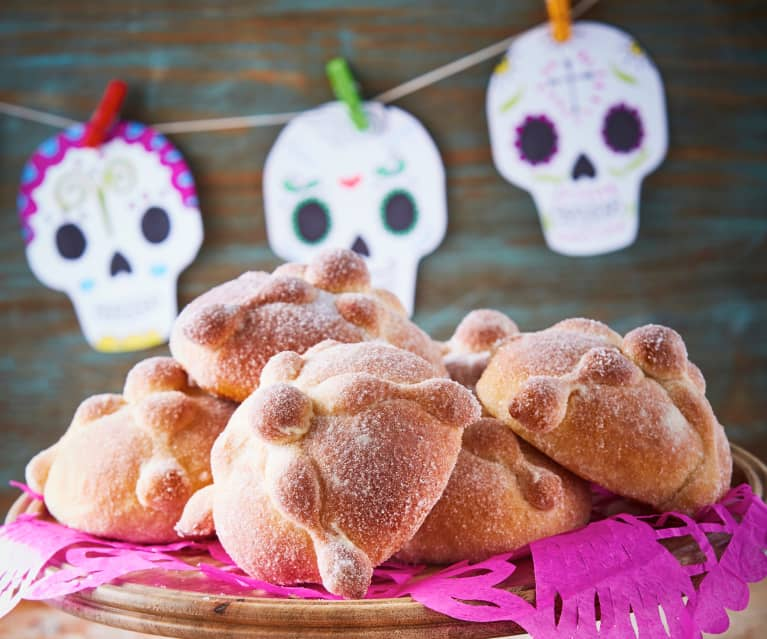 Pan de muerto - Cookidoo® – the official Thermomix® recipe platform