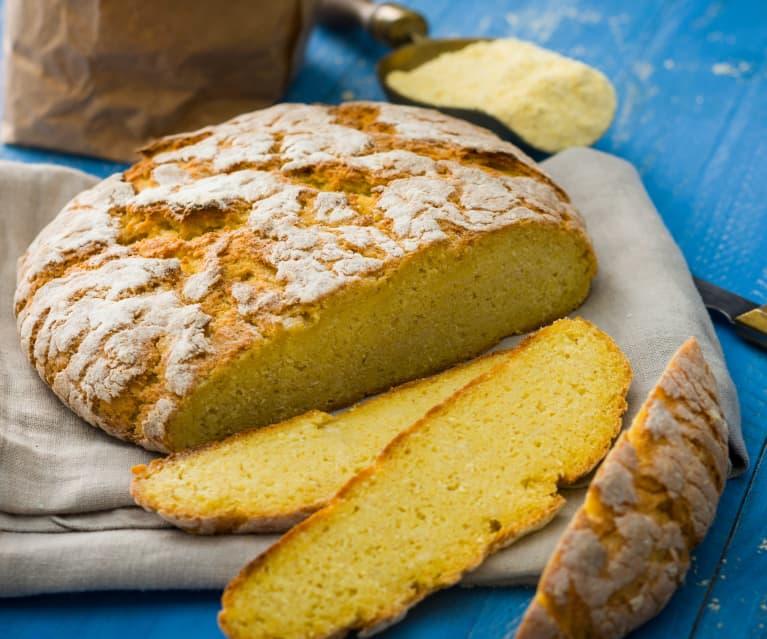 Pan de maíz (Broa de milho)