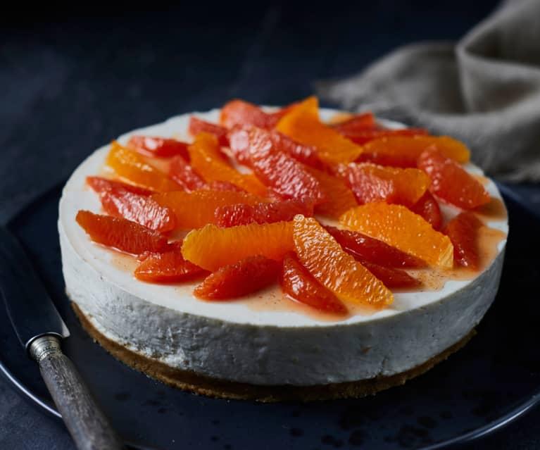 No-bake-Lebkuchen-Cheesecake