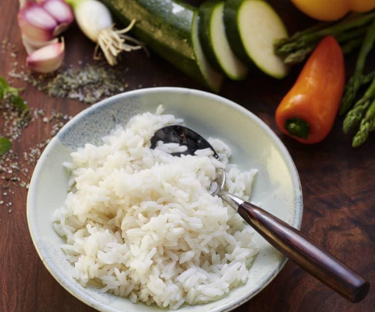 Reis, gekocht