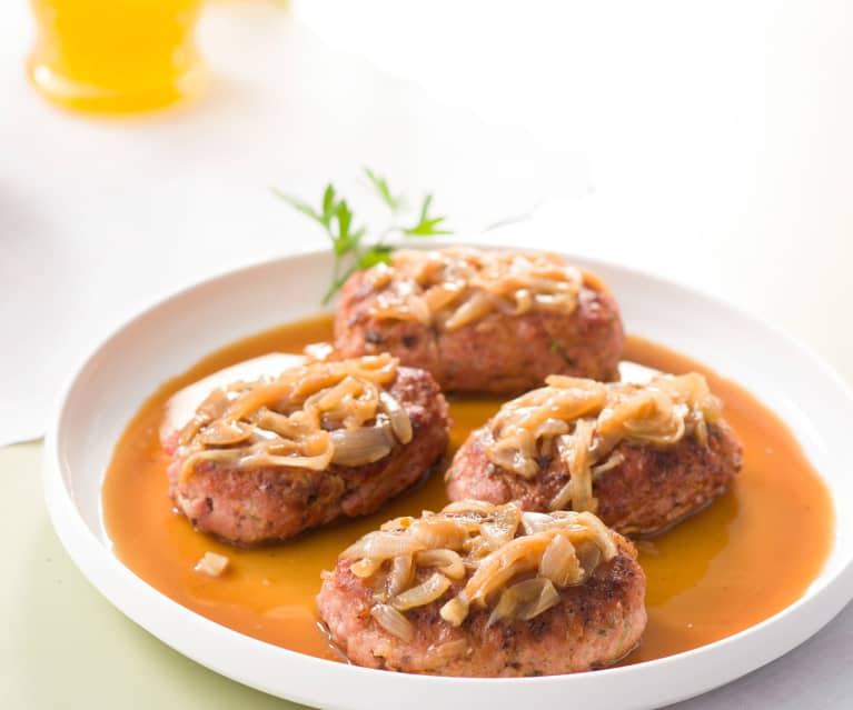 Salisbury steak