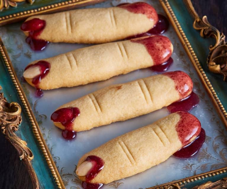 Dedos sangrientos