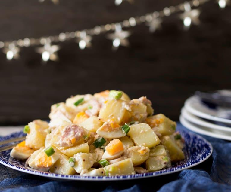 Aussie potato salad