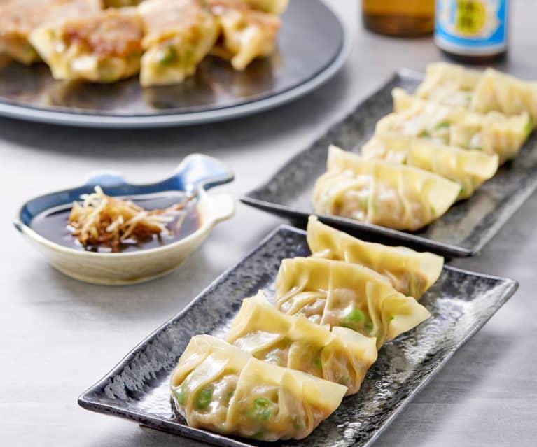 Jiao zi (Chinese dumplings)
