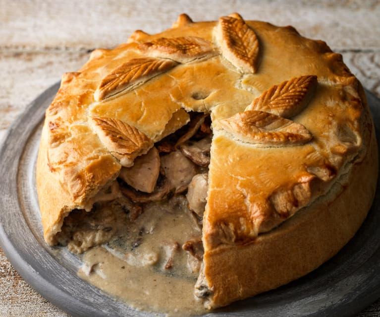 Chicken, Wild Mushroom and Cider Pie - Cookidoo® – das offizielle ...