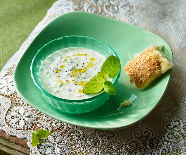 Gurken-Joghurt-Dip - Cacık