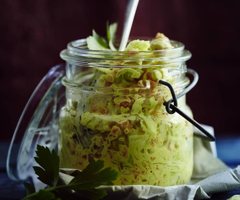 Curry-Coleslaw