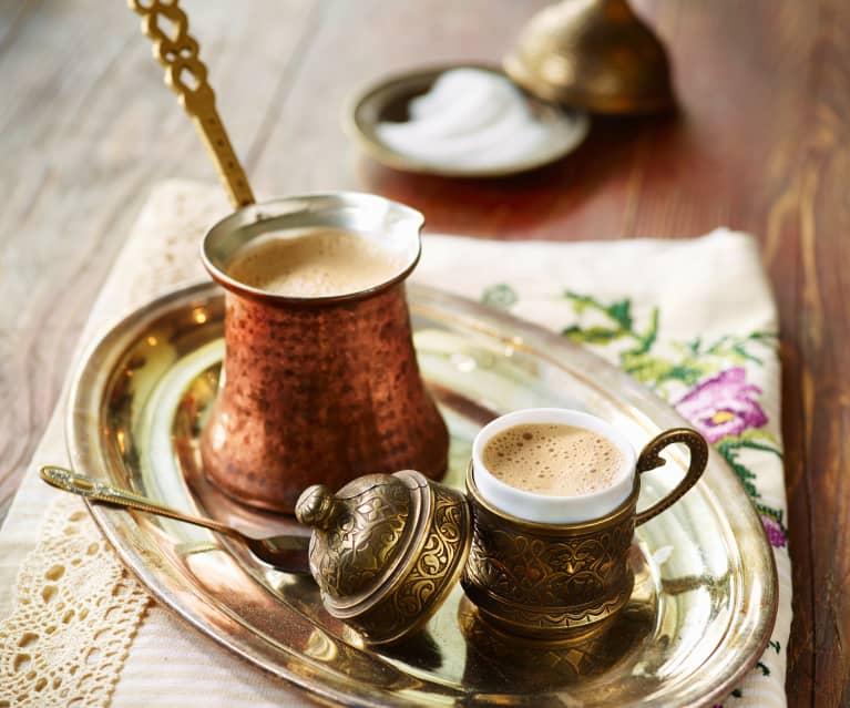 Milch-Mokka - Sütlü Türk Kahvesi