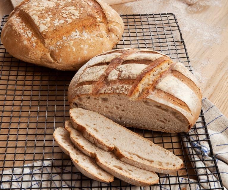 Receta para hacer pan de centeno para diabeticos