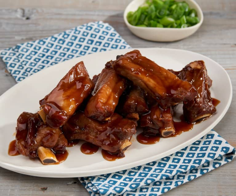 Sweet and Sour Pork Ribs (TM5 Metric)
