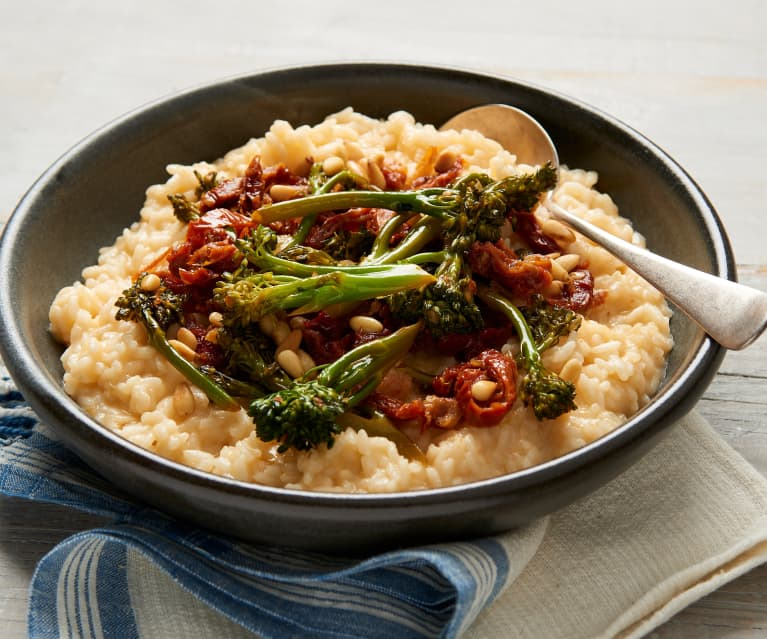 Risotto with Broccolini