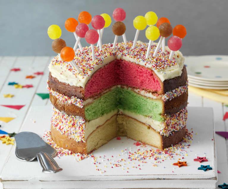 Torta party-pops