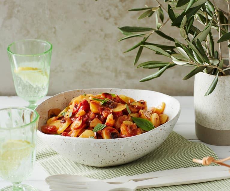 Tomaten-Kartoffel-Salat