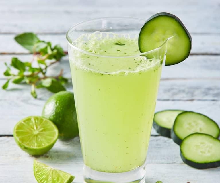 Agua de pepino, limón y menta - Cookidoo® – la plataforma de ...