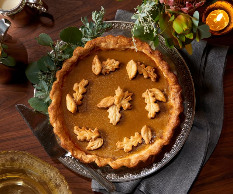 Pumpkin-ish Pie (Bill Yosses)
