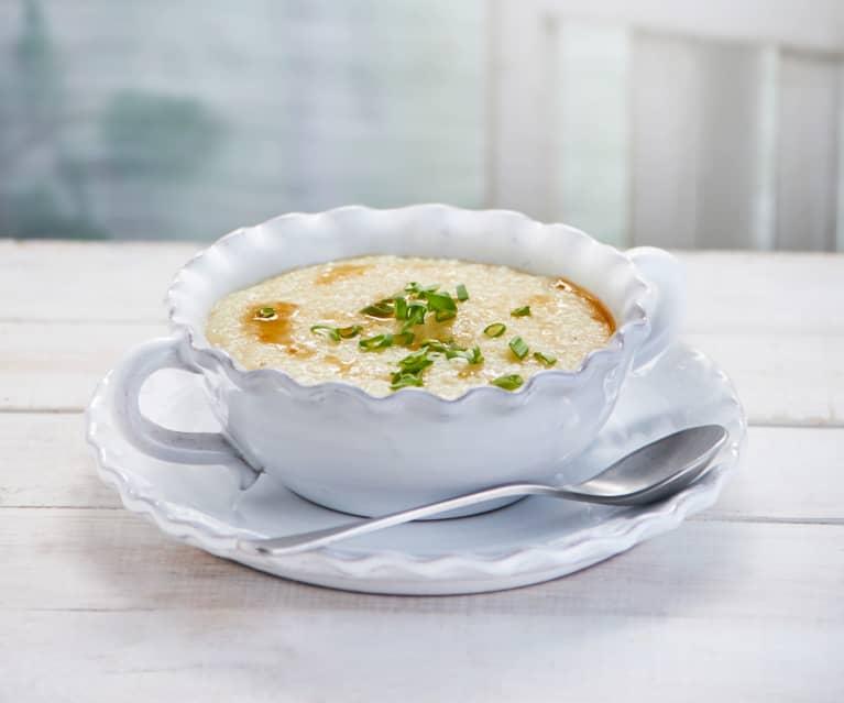 Savory Rice Porridge (Congee)