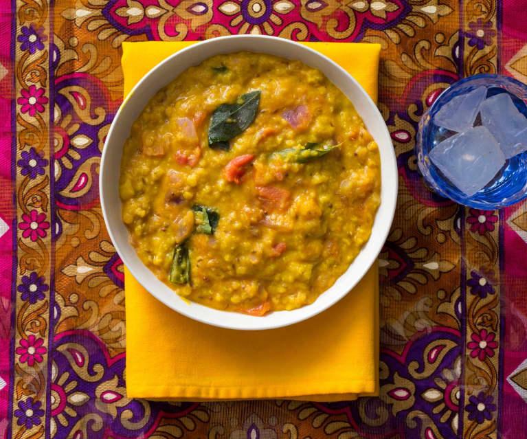 Curry Z Soczewicą Dal