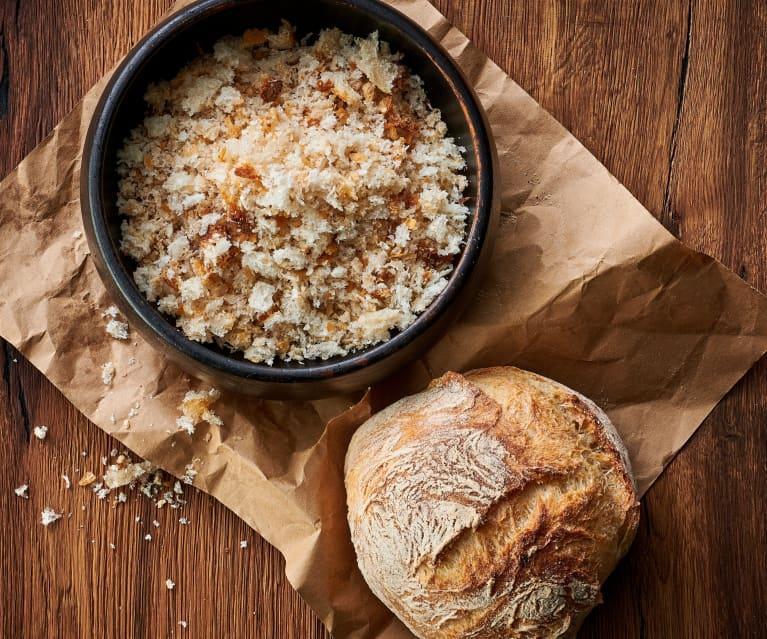 Pan molido grueso